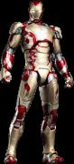 Boneco Homem de Ferro (Iron Man) Mark XLII: Homem de Ferro 3 (Iron Man 3) Escala 1/6 (MMS197-D02) - Hot Toys - CG