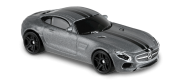 Carrinho Hot Wheels '15 Mercedes-AMG GT (Z91S7) - Mattel