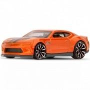 Carrinho Hot Wheels: '16 Camaro SS Laranja - Mattel