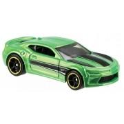 Carrinho Hot Wheels: '16 Camaro SS Verde - Mattel