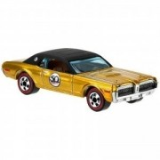 Carrinho Hot Wheels: 1968 Cougar 1/5 (50 Challenging The Limits Since 1968) - Mattel