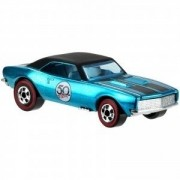 Carrinho Hot Wheels: '67 Camaro 3/5 (50 Challenging The Limits Since 1968) - Mattel