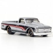 Carrinho Hot Wheels: '67 Chevy C10 Prata - Mattel