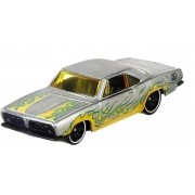 Carrinho Hot Wheels: `68 Plymouth Barracuda Formula S (Zamac) - Mattel