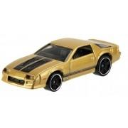Carrinho Hot Wheels: '85 Chevrolet Camaro Dourado - Mattel