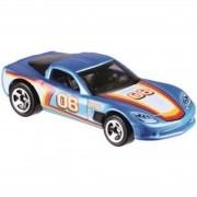 Carrinho Hot Wheels: Corvette C6 - Mattel