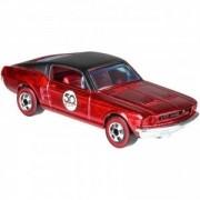 Carrinho Hot Wheels: Custom '67 Mustang 4/5 (50 Challenging The Limits Since 1968) - Mattel