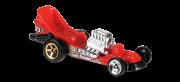 Carrinho Hot Wheels Diaper Dragger (KYU6Z) - Mattel