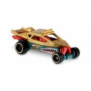 Carrinho Hot Wheels: Dune It Up Dourado e Verde