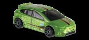 Carrinho Hot Wheels Ford Focus RS (VEPTO) - Mattel