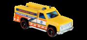 Carrinho Hot Wheels HW Rapid Responder (G016D) - Mattel