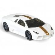 Carrinho Hot Wheels: Lamborghini Reventón Branco