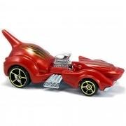 Carrinho Hot Wheels: Purrfect Speed Vermelho