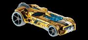 Carrinho Hot Wheels RocketFire (25PX9) - Mattel