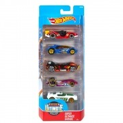 Carrinho Hot Wheels (Set com 5 Carros) Super Ultimate Garage (DVF99) - Mattel