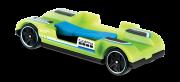 Carrinho Hot Wheels Zoom In (0LR1E) - Mattel