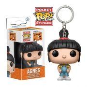 Pocket Pop Keychains (Chaveiro) Agnes: Meu Malvado Favorito - Funko
