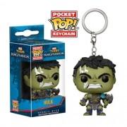 Pocket Pop Keychains (Chaveiro) Hulk Gladiador (Gladiator): Thor Ragnarok - Funko