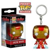 EM BREVE: Pocket Pop Keychains (Chaveiro) Iron Man: Avengers 2 Age Of Ultron Movie - Funko
