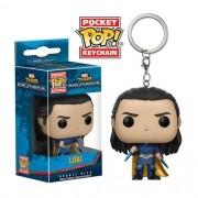 Pocket Pop Keychains (Chaveiro) Loki: Thor Ragnarok - Funko