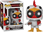 Pop! Chicken Deadpool: Deadpool (Exclusivo) #323 - Funko