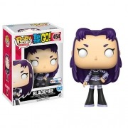 Pop Estrela Negra (Blackfire): Teen Titans Go! Exclusivo #454 - Funko