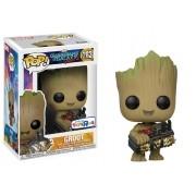 Pop Groot com a Bomba: Guardiões da Galaxia Vol. 2 #263 - Funko