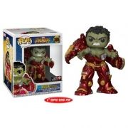 EM BREVE: Pop! Hulk Busting Out of Hulkbuster 6