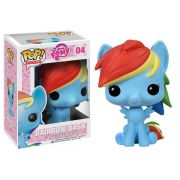 Rainbow Dash: My Little Pony #04 - Pop Funko (EXCLUSIVO)