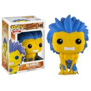 Pop Blanka (Amarelo): Street Fighter #140 - Funko (EXCLUSIVO)
