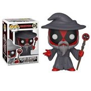 Pop! Wizard Deadpool: Deadpool (Exclusivo) #324 - Funko