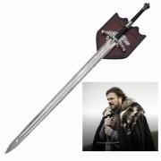 Espada Eddard Stark: Winter Is Coming Game Of Thrones