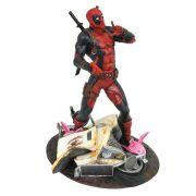 Estátua Deadpool (Taco Truck): Marvel Comics (Marvel Gallery) - Diamond Select