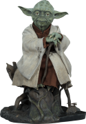 Estátua Yoda: Star Wars O Império Contra-Ataca (The Empire Strikes Back) Legendary Scale - Sideshow (Apenas Venda Online)