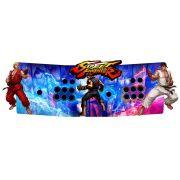 Fliperama Arcade 11.000 Jogos SNES PLAYSTATION 1 2 NINTENDO MEGA DRIVE  todos Video Games - Modelo Street Fighter