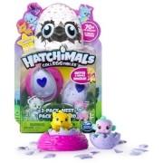 Mini Hatchimals (pack com 2 ovos + ninho)