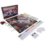 Jogo de Tabuleiro Monopoly: Stranger Things - USAopoly (Apenas Venda Online)
