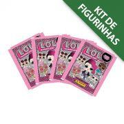 Kit de Figurinhas LOL Surprise! Vamos Ser Amigos (12 Envelopes) - Panini