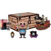 Kit Exclusivo Pop Funko: Disney Treasures: Pirates Cove - Funko