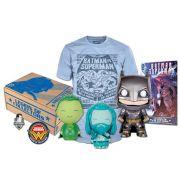 Kit Exclusivo Pop! Funko: Legion of Collectors: Batman Vs Superman - Funko