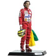Estátua Ayrton Senna 1993 Brazil Grand Prix 1/6 Live Legend - Iron Studios - CD