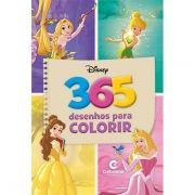 Livro 365 Desenhos: Princesas Disney