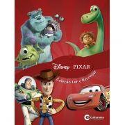 Livro Coleção Ler e Recordar Disney/Pixar