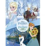 Livro Coleção Ler e Sonhar Frozen: Disney