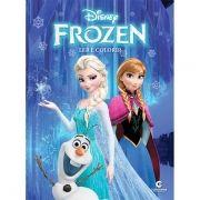 Livro Ler e Colorir Frozen: Disney - (Grande)