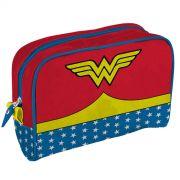 Necessaire Wonder Woman (Mulher Maravilha) Uniforme Clássico - Urban
