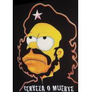 Placa Decorativa: Che Homer