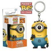 Pocket Pop Keychains (Chaveiro) Carl: Meu Malvado Favorito 3 - Funko