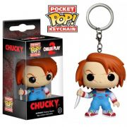 Pocket Pop Keychains (Chaveiro) Chucky: Brinquedo Assassino 2 (Child´s Play 2) - Funko