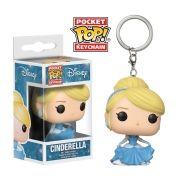 Pocket Pop Keychains (Chaveiro) Cinderela: Disney - Funko